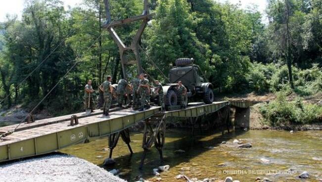 13 септември - Празник на инженерните войски