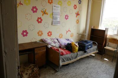 Какви са условията в студентските общежития в Шумен ?