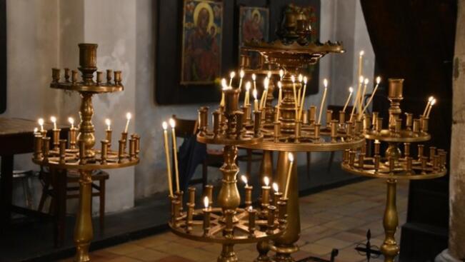 """Кръстовден е - """"Въздвижение на Светия кръст Господен"""""""