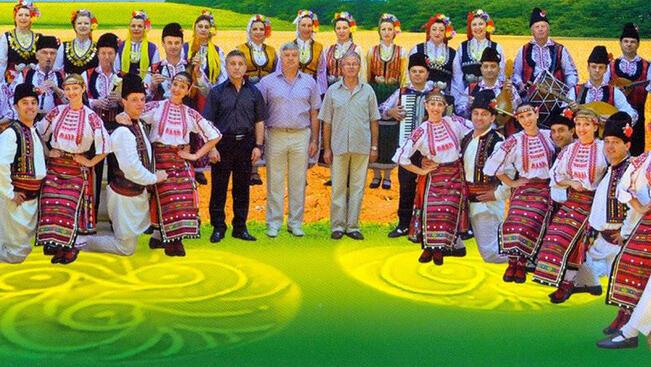 Стоян Господинов чества с концерт 50 години на сцена