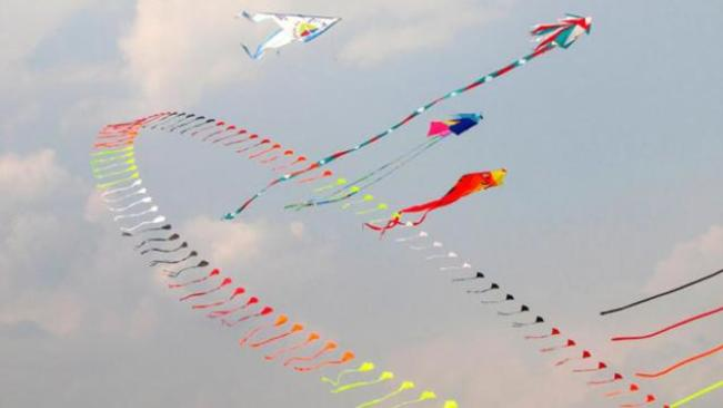 Много атракции на Фестивала на хвърчилата в Шабла