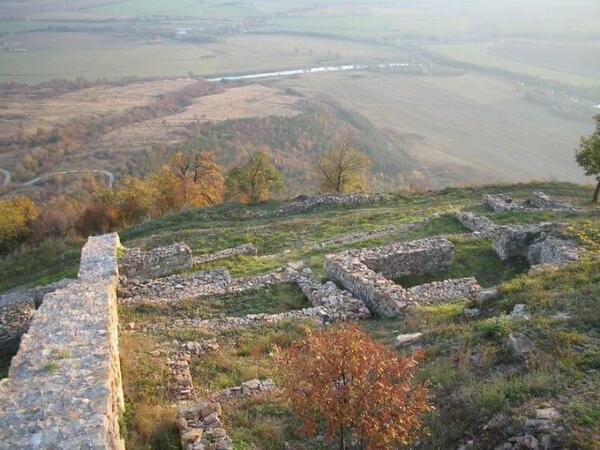 Хоталич - най-големият крепостен град след българските столици