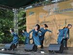 Фестивалът на пясъчните фигури започна с танци и огнено шоу