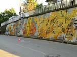 Графити посрещат гостите на Елена