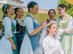 """Що е то балканска сватба показаха в АЕК """"Етър""""! + СНИМКИ"""