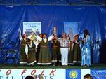 """Самодейците от """"Авлига"""" от с. Мерданя с отличие от XII Черноморски събор """"Евро фолк 2015"""""""