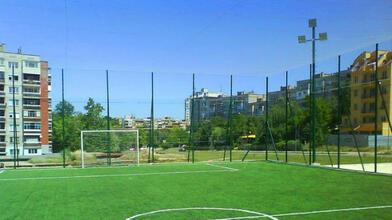 Футболно игрище - Русе