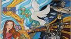 """Кристина Ангелова от Русе с първо място в конкурса """"Плакат за мир"""""""