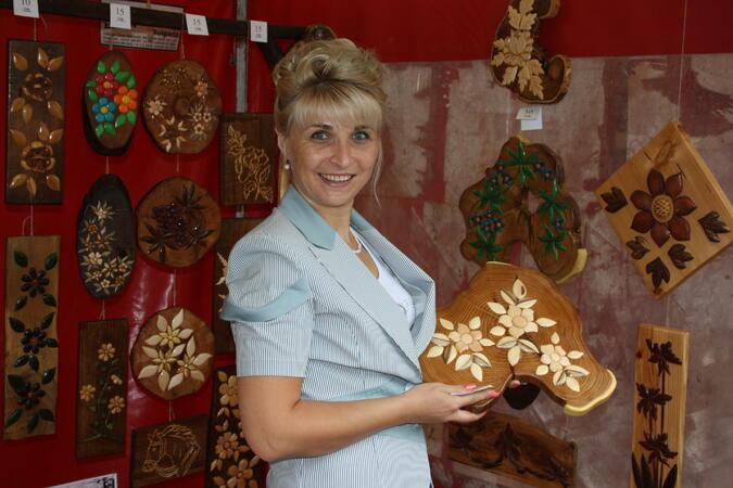 Традиционни занаяти показват в Стражица