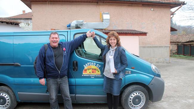 Дарение за 6 хил.евро получи Социалният патронаж в Елена от германски приятели