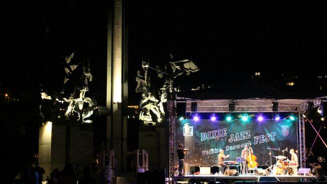 Международни джаз проекти, дикси и реге на 9-ия Дикси Джаз Фест