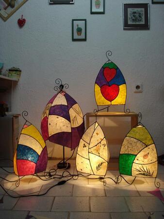 Николай Табаков: Всяка моя лампа прилича на собственика си