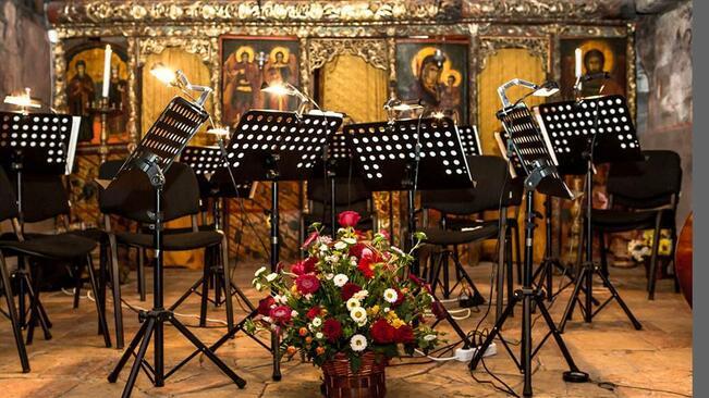 """Arbanassi Summer Music с 5 концерта в църквата  """"Св. Архангели Михаил и Гавраил"""""""