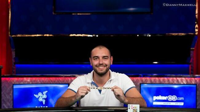 Огнян Димов триумфира на Световен турнир по покер