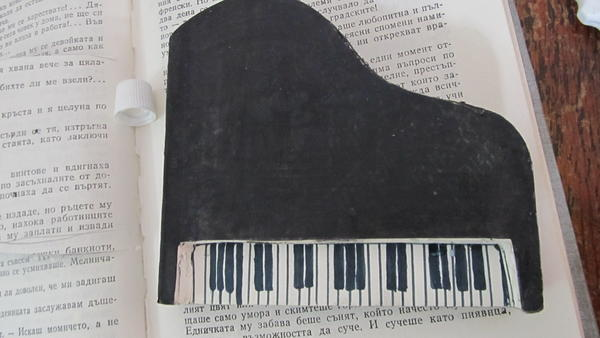 Book art или нов живот за старите книги