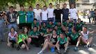 Именикът Георги Миланов подари спортен празник на училището си