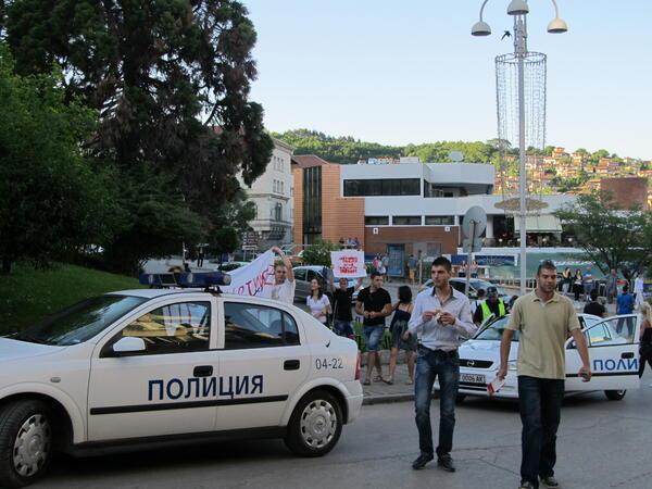 """Цв. Цветанов: """"Демокрацията е застрашена"""""""