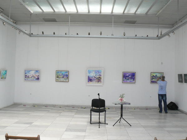 """Македонският """"Пепси"""" с изложба в Русе"""