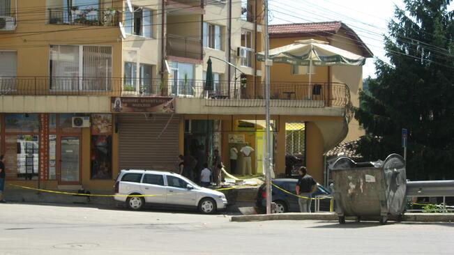 Няма пострадали при взрива във Велико Търново